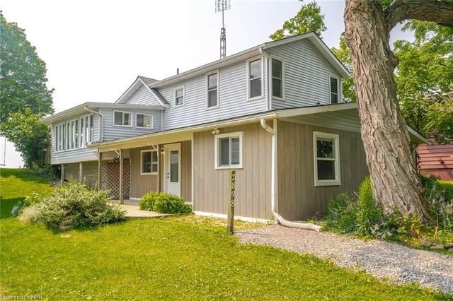 2898 North Shore Drive, Lowbanks, ON N0A 1K0 (MLS #40145899) :: Forest Hill Real Estate Collingwood