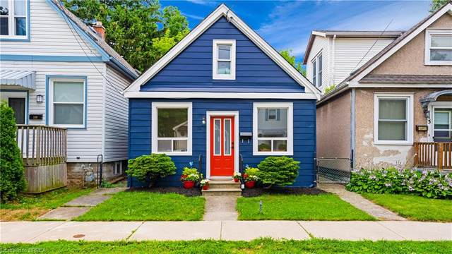 111 Royal Avenue, Hamilton, ON L8S 2C6 (MLS #40145937) :: Forest Hill Real Estate Collingwood