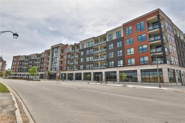 150 Oak Park Boulevard #221, Oakville, ON L6H 3P2 (MLS #40145940) :: Envelope Real Estate Brokerage Inc.
