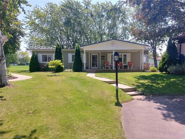 291 Concord Drive, Grand Bend, ON N0M 1T0 (MLS #40145965) :: Forest Hill Real Estate Collingwood