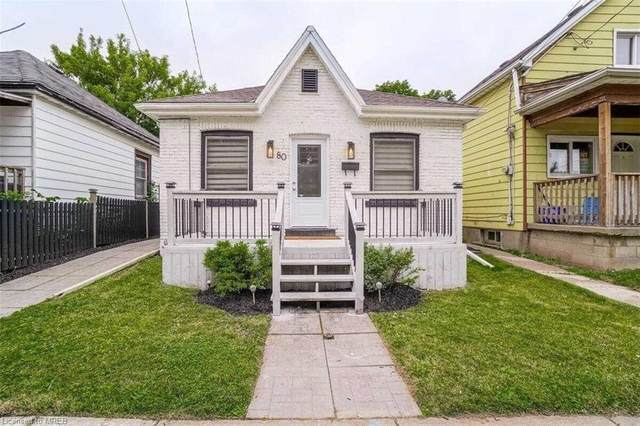 80 Primrose Avenue, Hamilton, ON L8L 2L2 (MLS #40146041) :: Forest Hill Real Estate Collingwood