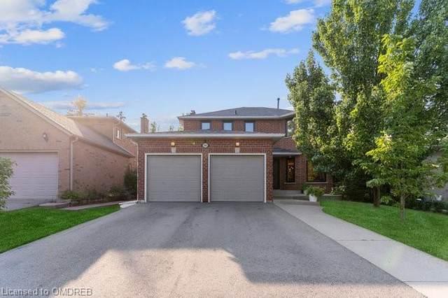 363 River Oaks Boulevard W, Oakville, ON L6H 5E8 (MLS #40146071) :: Forest Hill Real Estate Collingwood