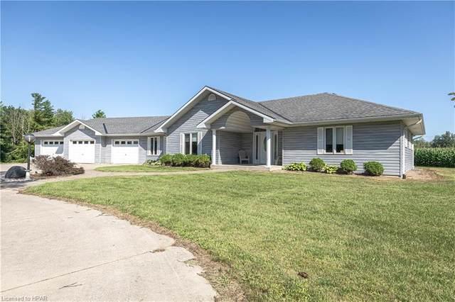 36563 Dashwood Road, Dashwood, ON N0M 1N0 (MLS #40146078) :: Forest Hill Real Estate Collingwood