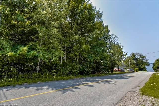 36 Park Street, Victoria Harbour, ON L0K 2A0 (MLS #40146095) :: Envelope Real Estate Brokerage Inc.