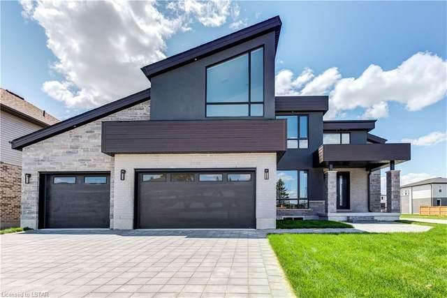 2388 Tokala Trail, London, ON N6G 0V6 (MLS #40146106) :: Envelope Real Estate Brokerage Inc.