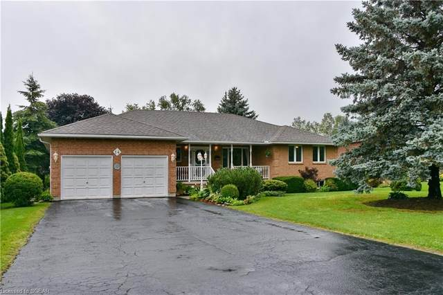 14 Rigby Drive, Wasaga Beach, ON L9Z 1H9 (MLS #40146108) :: Forest Hill Real Estate Collingwood