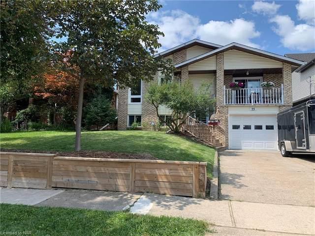 73 Carleton Street N, Thorold, ON L2V 2B1 (MLS #40146174) :: Envelope Real Estate Brokerage Inc.