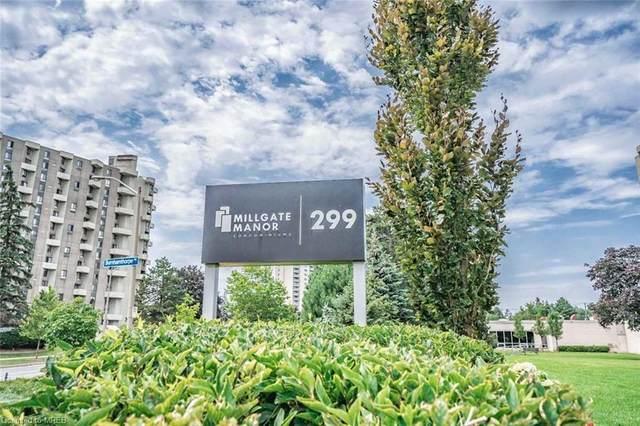 299 Mill Road #2106, Toronto, ON M9C 4V9 (MLS #40146185) :: Forest Hill Real Estate Collingwood