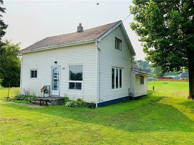 12 Neal Lane, St. Williams, ON N0E 1P0 (MLS #40146188) :: Forest Hill Real Estate Collingwood