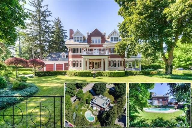 93 Salisbury Avenue, Cambridge, ON N1S 1J4 (MLS #40146194) :: Forest Hill Real Estate Collingwood