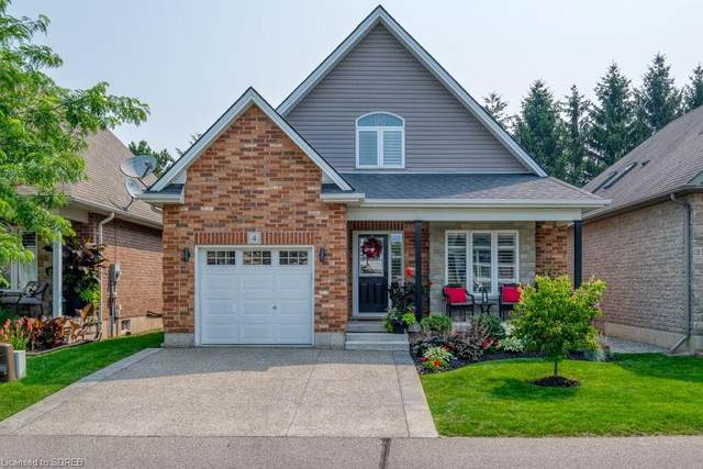 80 New Lakeshore Road #4, Port Dover, ON N0A 1N8 (MLS #40146323) :: Forest Hill Real Estate Collingwood
