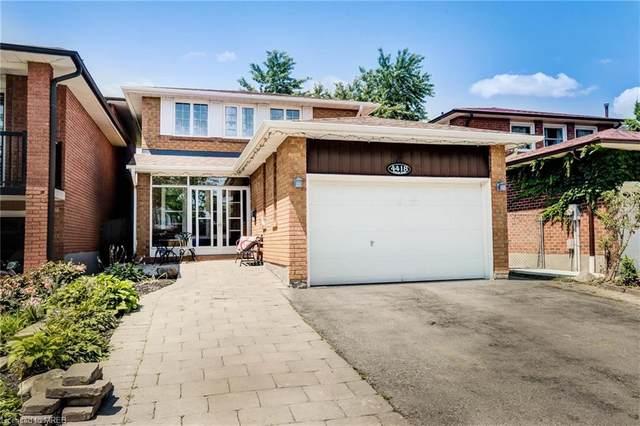 4418 Shelby Crescent, Peel, ON L4W 3T3 (MLS #40146359) :: Envelope Real Estate Brokerage Inc.