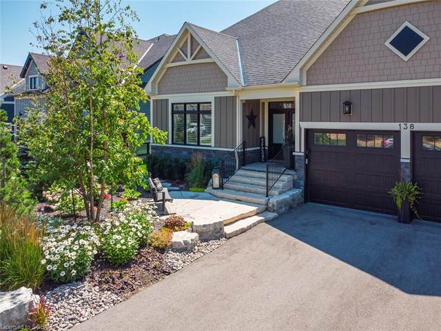 138 Crestview Court, The Blue Mountains, ON L9Y 0Z4 (MLS #40146377) :: Forest Hill Real Estate Collingwood