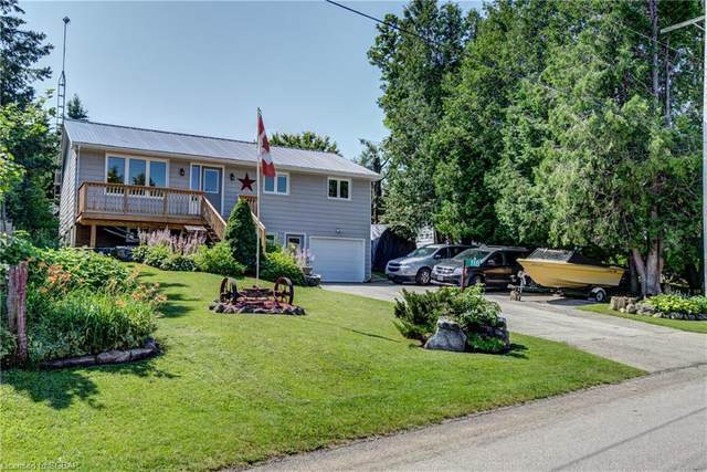 118 Wellington Street, Feversham, ON N0C 1C0 (MLS #40146399) :: Forest Hill Real Estate Collingwood