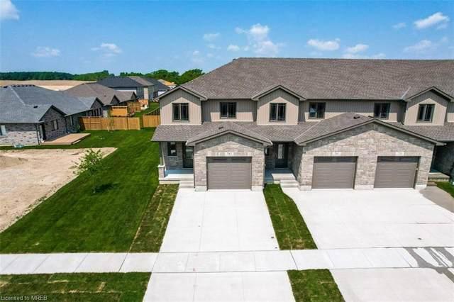 743 Hollinger Avenue, Listowel, ON N4W 0J3 (MLS #40146403) :: Forest Hill Real Estate Collingwood