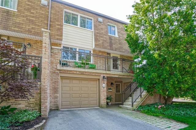 90 Sarah Lane #4, Oakville, ON L6L 5L3 (MLS #40146447) :: Envelope Real Estate Brokerage Inc.