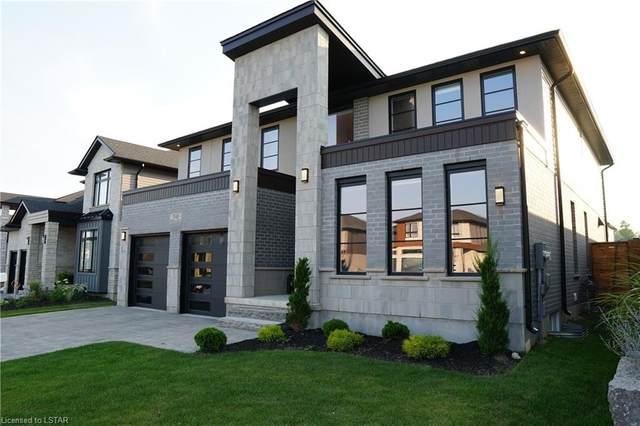 3349 Mersea Street, London, ON N6P 0A8 (MLS #40146455) :: Envelope Real Estate Brokerage Inc.