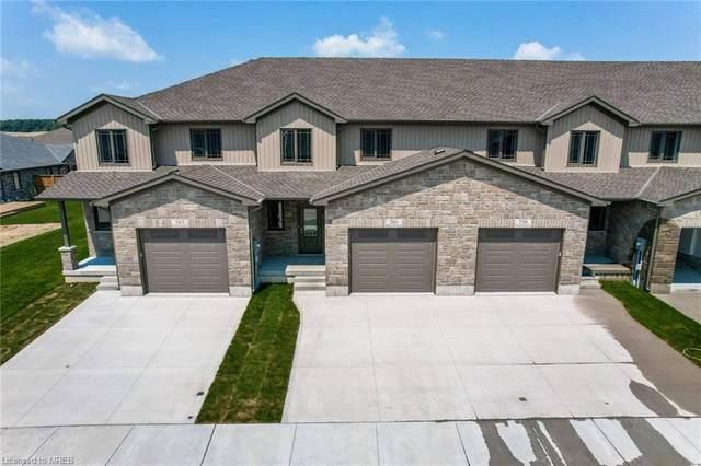 741 Hollingner Avenue, Listowel, ON N4W 0J3 (MLS #40146456) :: Forest Hill Real Estate Collingwood