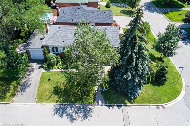 1 Peterlee Avenue, Toronto, ON M9B 1J1 (MLS #40146487) :: Forest Hill Real Estate Collingwood