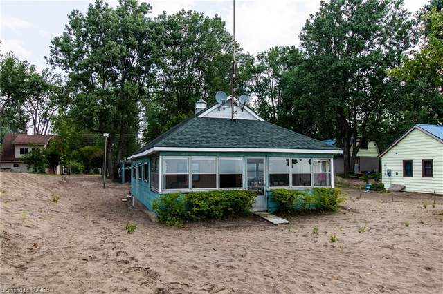 3 Beach Avenue, Long Point, ON N0E 1M0 (MLS #40146529) :: Forest Hill Real Estate Collingwood