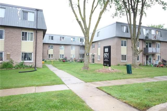 601 Barber Avenue N #206, Listowel, ON N4W 1S4 (MLS #40146531) :: Forest Hill Real Estate Collingwood