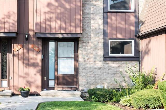 539 Willow Road #59, Guelph, ON N1H 7G3 (MLS #40146532) :: Forest Hill Real Estate Collingwood