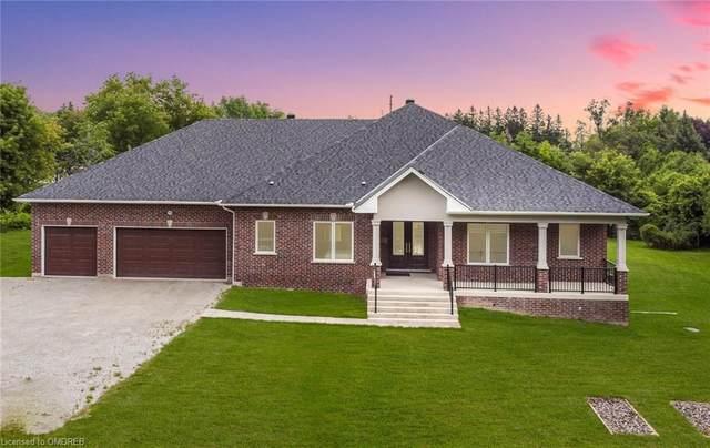 5030 Guelph Line, Burlington, ON L7P 0V4 (MLS #40146534) :: Forest Hill Real Estate Collingwood