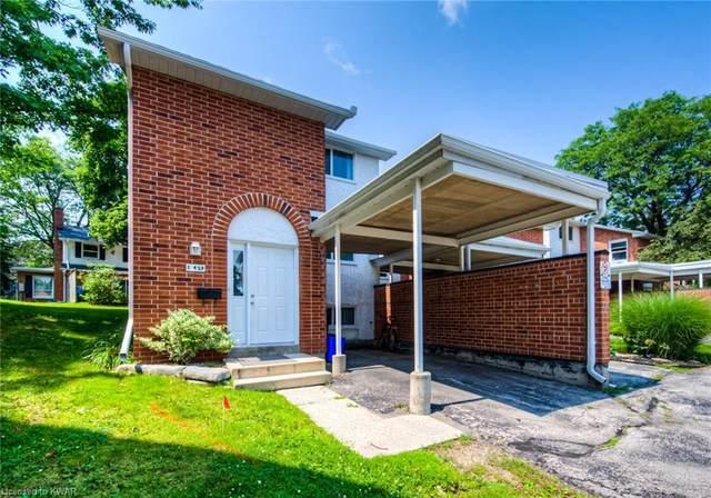 429 Keats Way #1, Waterloo, ON N2L 5S7 (MLS #40146541) :: Envelope Real Estate Brokerage Inc.