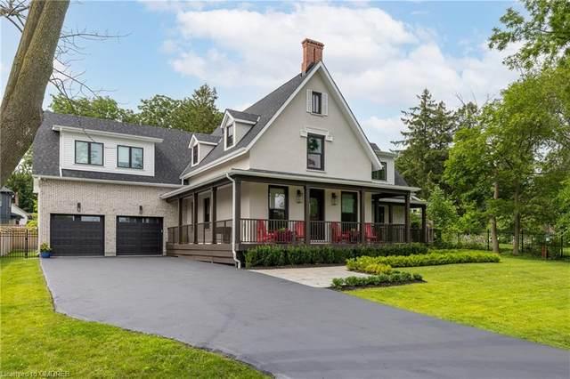 489 Lakeshore Road W, Oakville, ON L6K 1G5 (MLS #40146630) :: Forest Hill Real Estate Collingwood