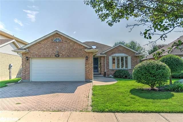 349 Lansdowne Avenue, Woodstock, ON N4T 1M5 (MLS #40146692) :: Forest Hill Real Estate Collingwood