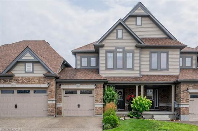 153 Eden Oak Trail, Kitchener, ON N2A 0H9 (MLS #40146701) :: Forest Hill Real Estate Collingwood