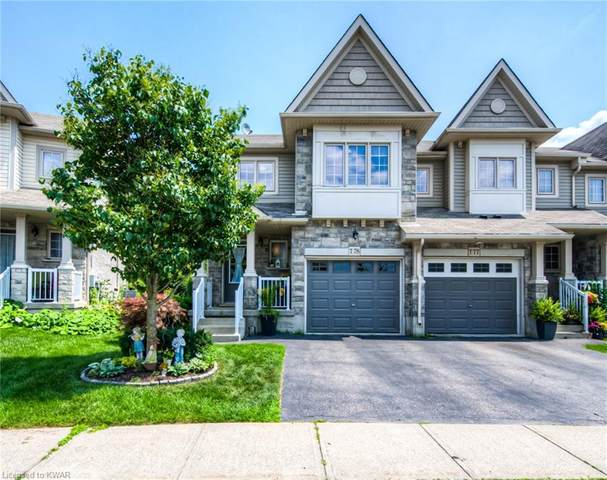 7 Upper Mercer Street T78, Kitchener, ON N2A 0B7 (MLS #40146734) :: Forest Hill Real Estate Collingwood