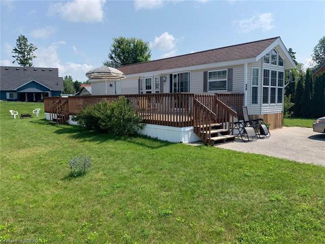 38 Huron Circle, Wasaga Beach, ON L9Z 1X7 (MLS #40146744) :: Forest Hill Real Estate Collingwood