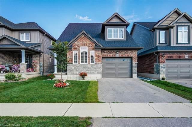 79 Fraser Drive, Stratford, ON N5A 0C8 (MLS #40146746) :: Forest Hill Real Estate Collingwood