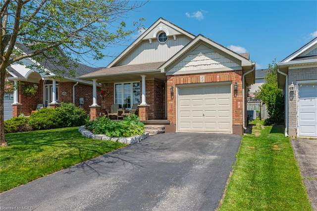 11 Bishop Court, Orangeville, ON L9W 5G6 (MLS #40146756) :: Forest Hill Real Estate Collingwood