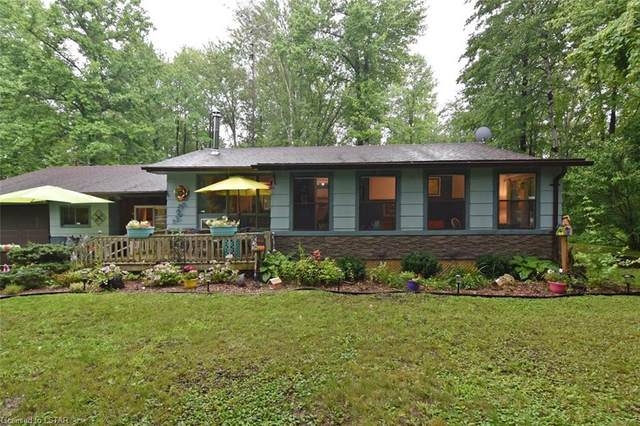 6297 Huron Drive, Kettle Point, ON N0N 1J1 (MLS #40146772) :: Forest Hill Real Estate Collingwood