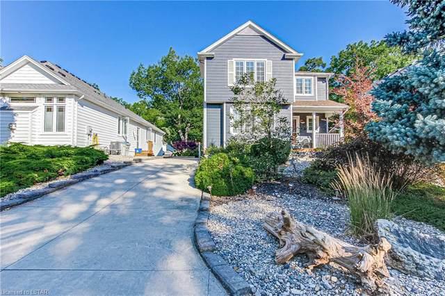 19 Harbour Park Court, Grand Bend, ON N0M 1T0 (MLS #40146792) :: Forest Hill Real Estate Collingwood