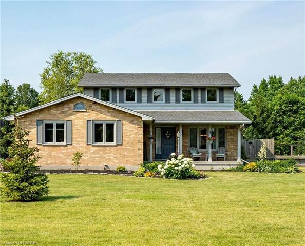 10423 Talbotville Gore Road, St. Thomas, ON N5P 3T2 (MLS #40146807) :: Forest Hill Real Estate Collingwood