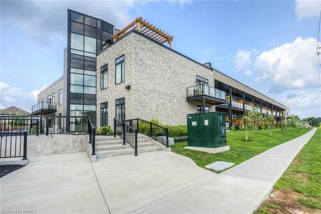 85-B Morrell Street #221, Brantford, ON N3T 4J6 (MLS #40146873) :: Forest Hill Real Estate Collingwood
