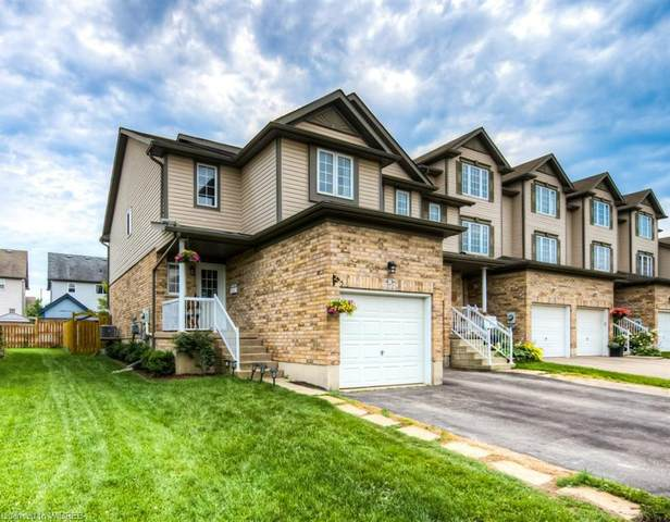 272 Sophia Crescent, Kitchener, ON N2R 1X9 (MLS #40146879) :: Forest Hill Real Estate Collingwood