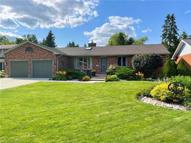 13 Lawrence Crescent, Aylmer, ON N5H 1B5 (MLS #40146882) :: Forest Hill Real Estate Collingwood