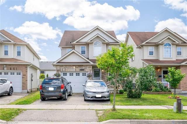59 Indigo Street, Kitchener, ON N2E 4E8 (MLS #40146897) :: Forest Hill Real Estate Collingwood
