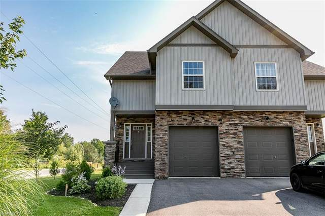 250 Young Street, Dundalk, ON N0C 1B0 (MLS #40146902) :: Forest Hill Real Estate Collingwood