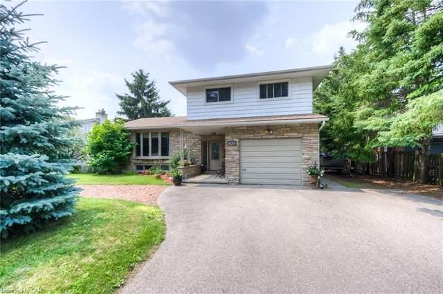 98 Lang Crescent, Kitchener, ON N2K 1P5 (MLS #40146904) :: Forest Hill Real Estate Collingwood