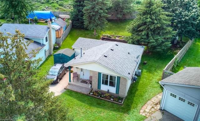 34 Barwood Crescent, Kitchener, ON N2E 1V1 (MLS #40146958) :: Forest Hill Real Estate Collingwood