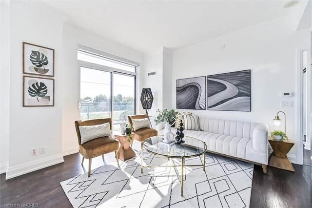 7900 Bathurst Street #230, Vaughan, ON L4J 0J9 (MLS #40147005) :: Forest Hill Real Estate Collingwood