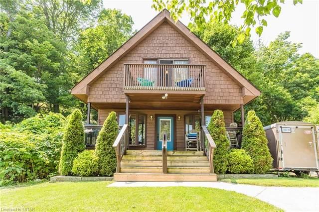 170 Sydenham Street, Port Stanley, ON N5L 1C6 (MLS #40147055) :: Forest Hill Real Estate Collingwood