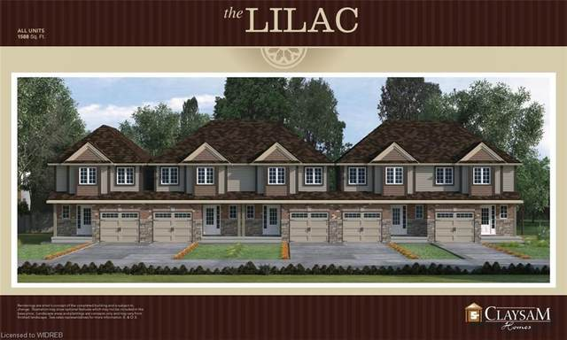 BLK 35 Unit A Civic 1401 Calais Drive, Woodstock, ON N4T 0L7 (MLS #40147095) :: Forest Hill Real Estate Collingwood