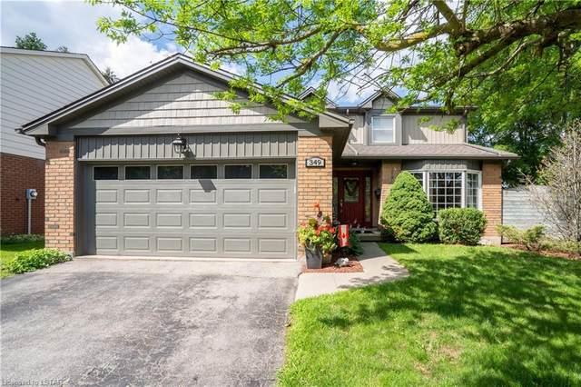 349 Beechlawn Drive, Waterloo, ON N2L 5W8 (MLS #40147132) :: Envelope Real Estate Brokerage Inc.