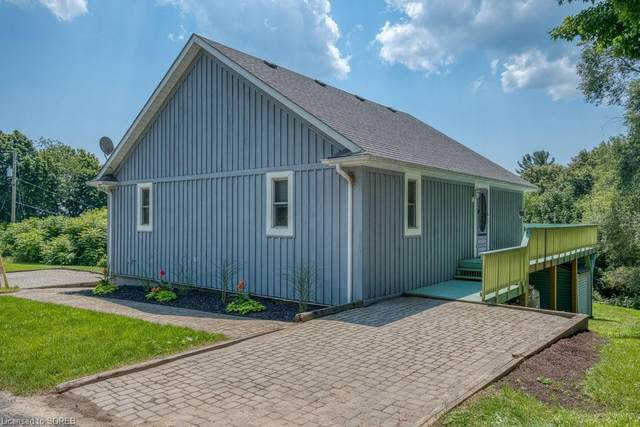 210 Hillside Avenue, Normandale, ON N0E 1T0 (MLS #40147136) :: Forest Hill Real Estate Collingwood